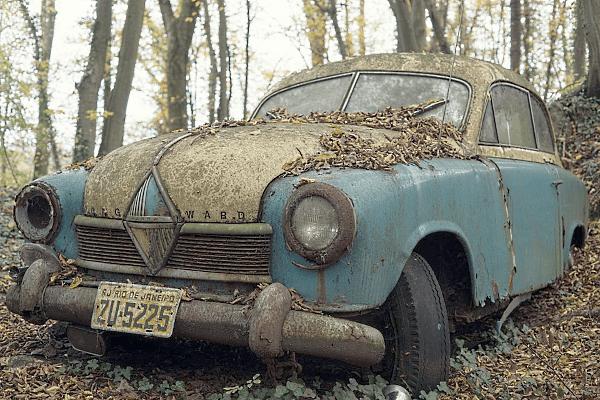 Oldtimerbild