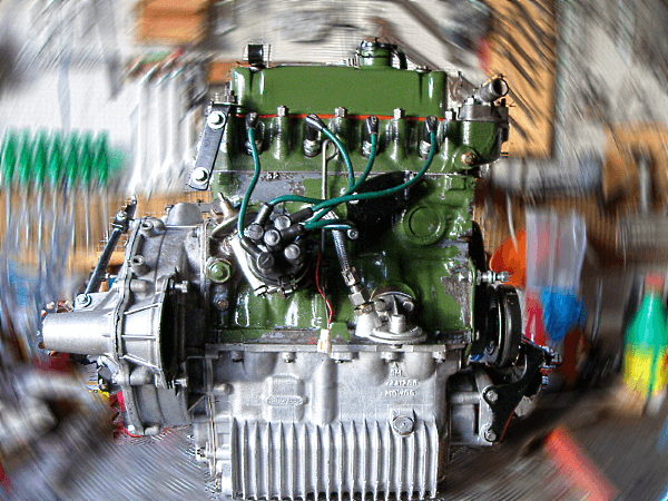 Bild Cooper Motor