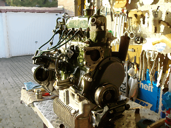Bild Motor
