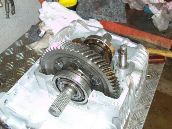 Differential Mini